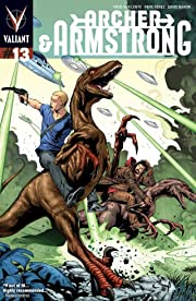 Archer & Armstrong (2012- ) No.13: Digital Exclusives Edition