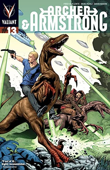 Archer & Armstrong (2012- ) #13: Digital Exclusives Edition