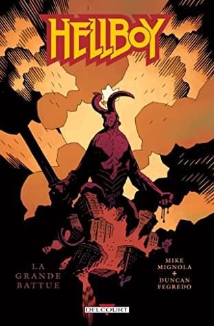Hellboy Vol. 10: La Grande battue