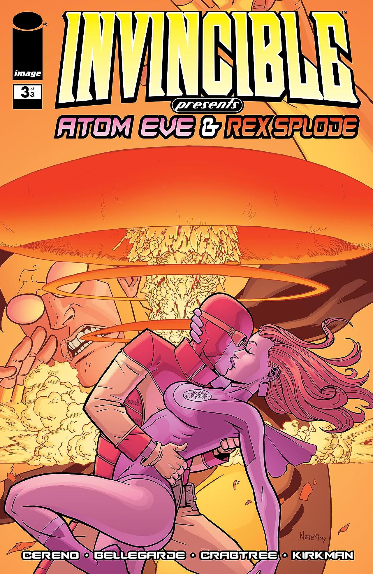 Invincible Presents: Atom Eve & Rex Splode #3