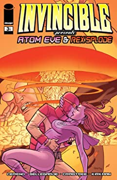 Invincible Presents: Atom Eve & Rex Splode #3