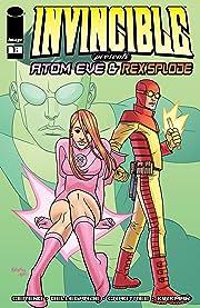 Invincible Presents: Atom Eve & Rex Splode No.1