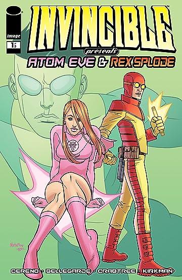 Invincible Presents: Atom Eve & Rex Splode #1