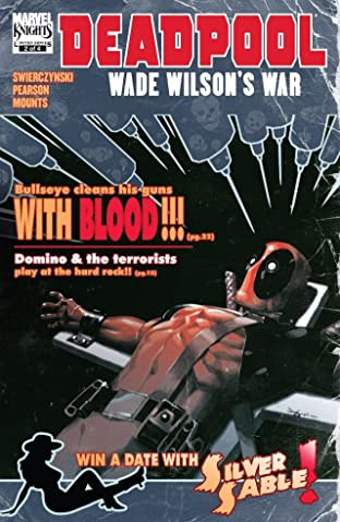 Deadpool: Wade Wilson's War #2 (of 4)