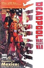Deadpool: Wade Wilson's War No.3 (sur 4)