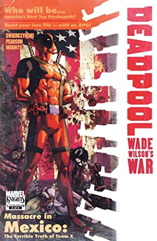 Deadpool: Wade Wilson's War #3 (of 4)