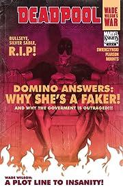 Deadpool: Wade Wilson's War No.4 (sur 4)