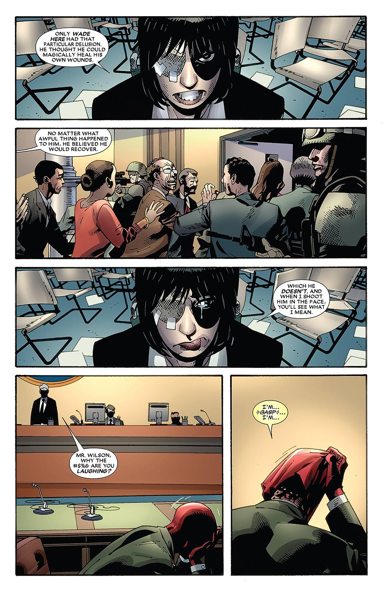 Deadpool: Wade Wilson's War #4 (of 4)