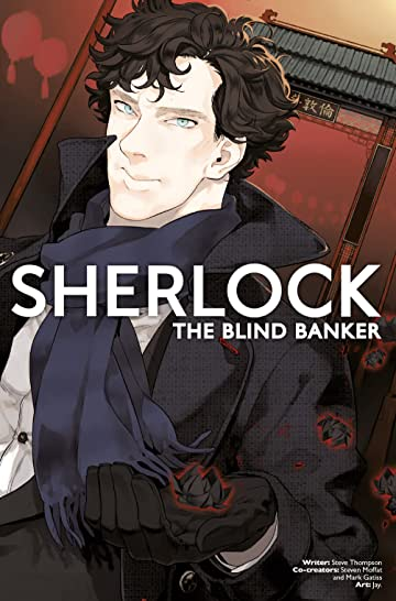 Sherlock: The Blind Banker #3