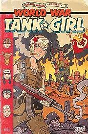 Tank Girl: World War Tank Girl #2