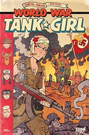 Tank Girl: World War Tank Girl No.2