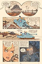 Tank Girl: World War Tank Girl #2