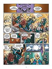 Les Légendaires Vol. 10: Le Cycle d'Anathos : La Marque du destin