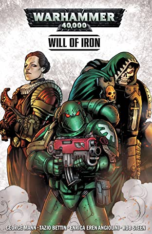 Warhammer 40,000: Will of Iron Tome 1