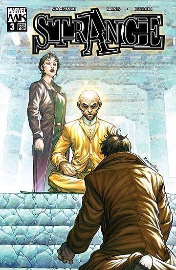 Strange (2004-2005) #3 (of 6)