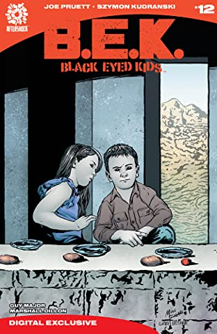 Black Eyed Kids #12