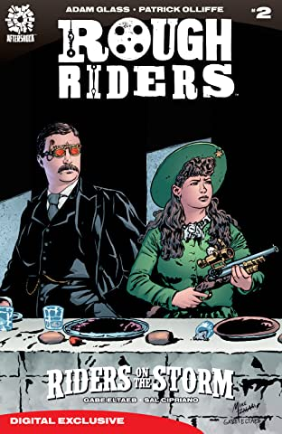 Rough Riders: Riders on the Storm No.2