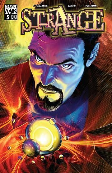 Strange (2004-2005) #5 (of 6)