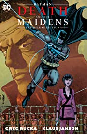 Batman: Death & the Maidens: Deluxe Edition