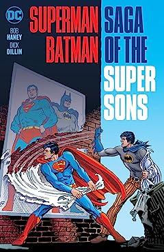 Superman/Batman: Saga of the Super Sons (New Edition)