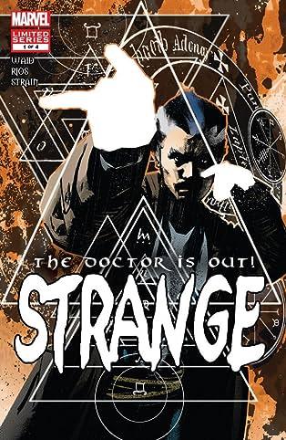 Strange (2009-2010) #1 (of 4)
