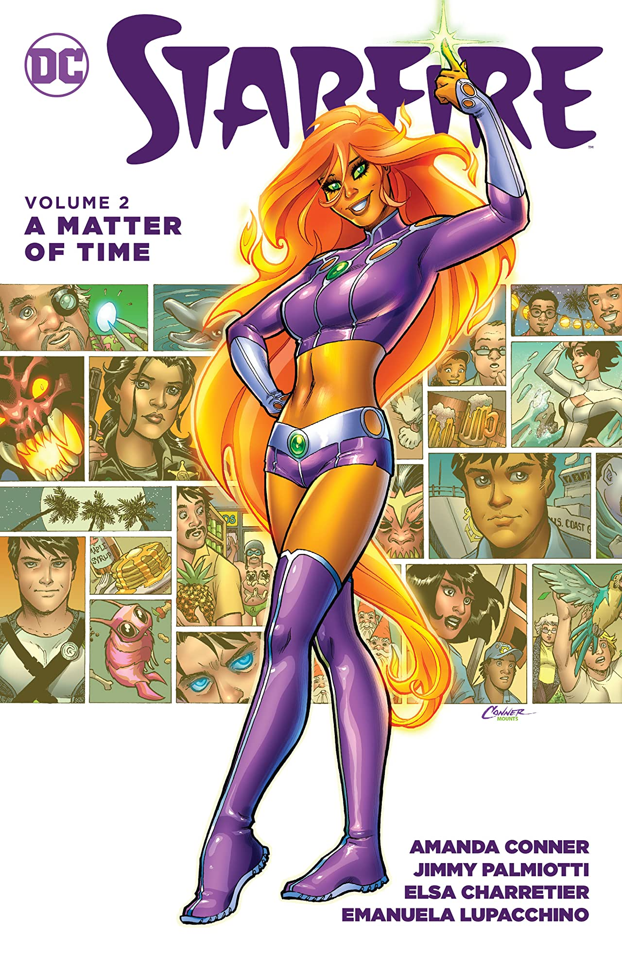Starfire (2015-2016) Vol. 2: A Matter of Time