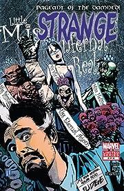 Strange (2009-2010) #3 (of 4)
