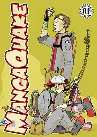 MangaQuake Vol. 01