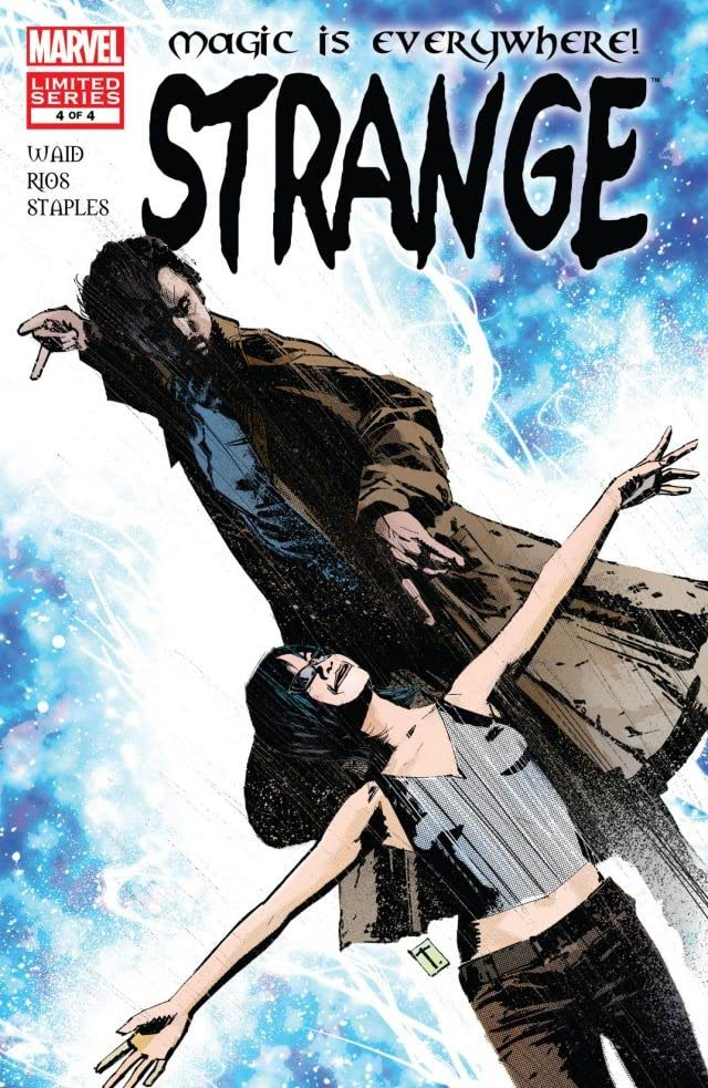 Strange (2009-2010) #4