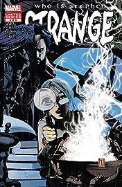 Strange (2009-2010) #2 (of 4)