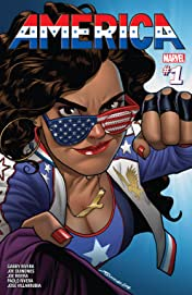 America (2017-) #1
