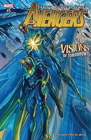 Avengers (2016-2018) No.5