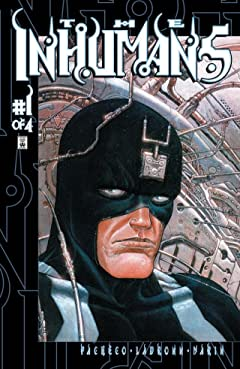 Inhumans (2000) #1 (of 4)