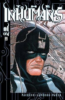 Inhumans (2000) #1 (of 4)