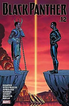 Black Panther (2016-2018) #12