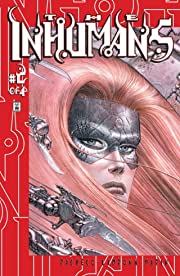 Inhumans (2000) #2 (of 4)