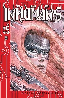 Inhumans (2000) #2 (of 4)