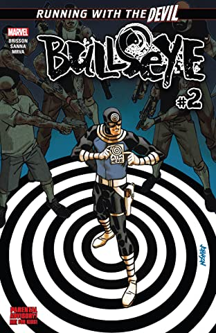 Bullseye (2017-) #2