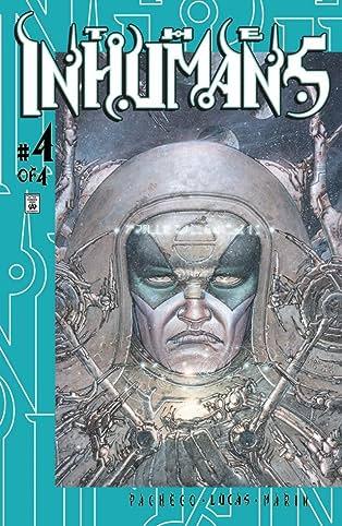 Inhumans (2000) #4 (of 4)