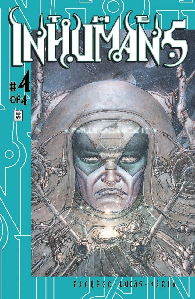 Inhumans (2000) #4 (of 4)