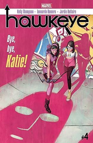 Hawkeye (2016-) #4