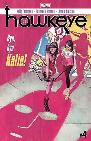 Hawkeye (2016-2018) #4