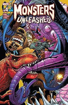 Monsters Unleashed (2017) No.4 (sur 5)