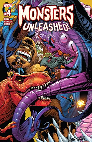 Monsters Unleashed (2017) No.4 (sur 5)