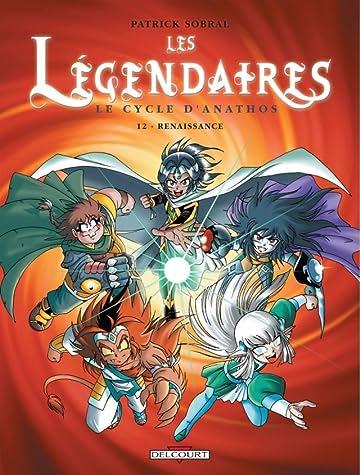 Les Légendaires Vol. 12: La Marque du destin