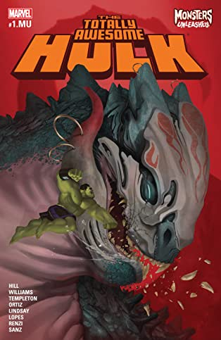 The Totally Awesome Hulk (2015-2017) #1.MU