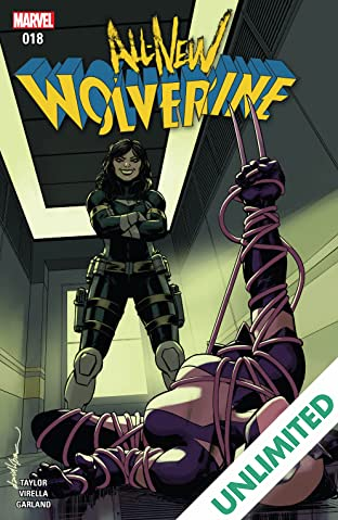 All-New Wolverine (2015-2018) #18