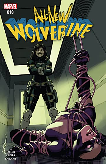 All-New Wolverine (2015-) #18
