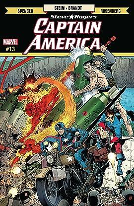 Captain America: Steve Rogers (2016-2017) #13