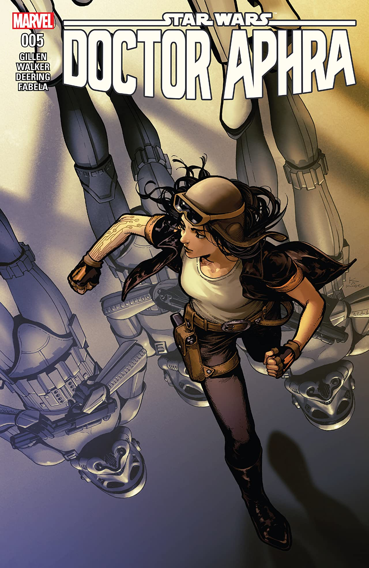 Star Wars: Doctor Aphra (2016-2019) #5
